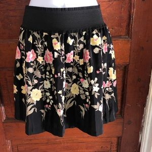Urban Outfitters Renewal Upcycled Floral Skirt